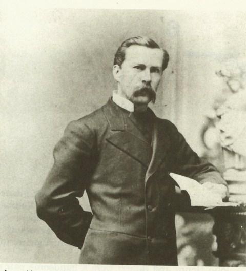 Cousin Robert Alexander Holliday